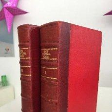 Libros antiguos: HISTORIA DEL ALMIRANTE DON CRISTÓBAL COLÓN-POR SU HIJO DON HERNANDO-2 TOMOS-MADRID 1932. Lote 107517291
