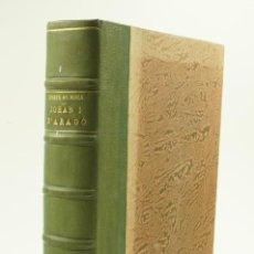 Libros antiguos: JOHAN I D'ARAGÓ, JOSEPH Mª ROCA, 1929, INSTITUCIÓ PATXOT, BARCELONA. 23,28,5CM. Lote 107650311