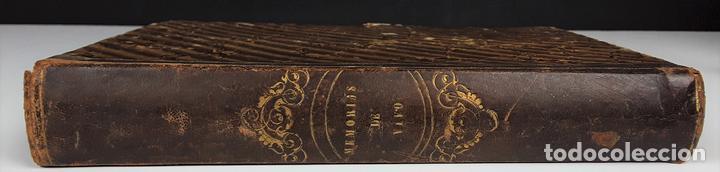MEMORIAS DE VIVO. MINISTRO DE MÉJICO EN ESPAÑA DURANTE LOS AÑOS 1853/1854/1855. (Libros Antiguos, Raros y Curiosos - Biografías )