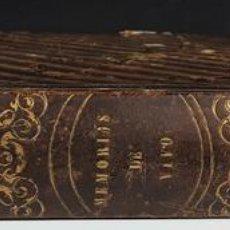 Libros antiguos: MEMORIAS DE VIVO. MINISTRO DE MÉJICO EN ESPAÑA DURANTE LOS AÑOS 1853/1854/1855.. Lote 107989123