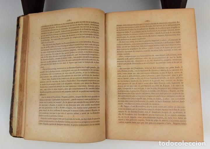 Libros antiguos: MEMORIAS DE VIVO. MINISTRO DE MÉJICO EN ESPAÑA DURANTE LOS AÑOS 1853/1854/1855. - Foto 2 - 107989123