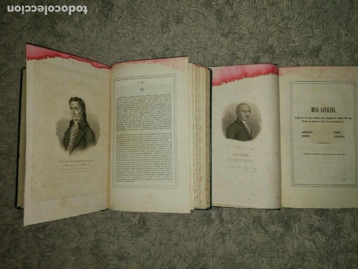 Libros antiguos: Glorias del Caballero Azara en el S. XIX Tomos I y II 1852-54 Basilio Castellanos de Losada Ed. Lujo - Foto 6 - 109050139