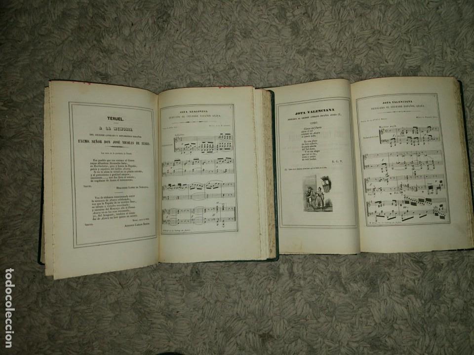 Libros antiguos: Glorias del Caballero Azara en el S. XIX Tomos I y II 1852-54 Basilio Castellanos de Losada Ed. Lujo - Foto 7 - 109050139
