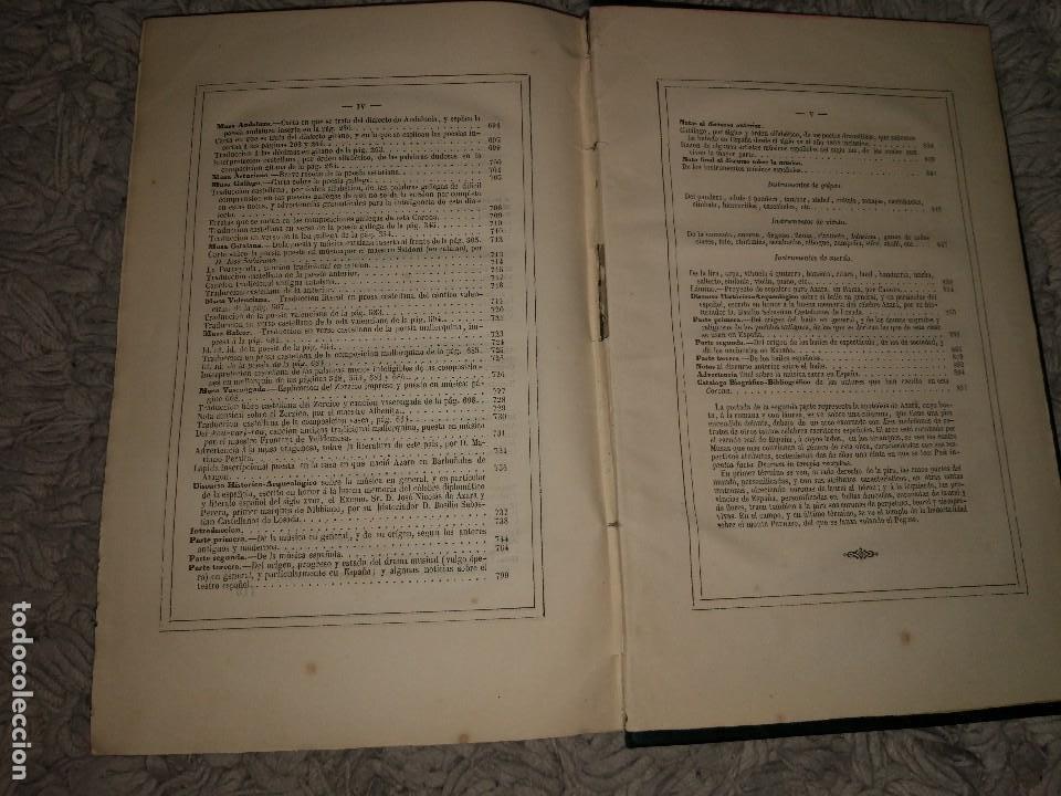 Libros antiguos: Glorias del Caballero Azara en el S. XIX Tomos I y II 1852-54 Basilio Castellanos de Losada Ed. Lujo - Foto 10 - 109050139
