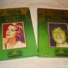 Libros antiguos: JOHN LENNON Y GRACE KELLY. Lote 109387371