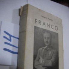 Libros antiguos: ANTIGUO LIBRO - FRANCO. Lote 113365947