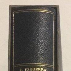 Libros antiguos: LA DUQUESA DE ALBA Y GOYA. ESTUDIO BIOGRAFICO Y ARTISTICO. - EZQUERRA DE BAYO, JOAQUÍN.. Lote 113703883
