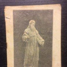 Libros antiguos: VIDA POPULAR DEL BEATO RAMON LLULL, JAUME BORRAS RULLAN. Lote 113993975