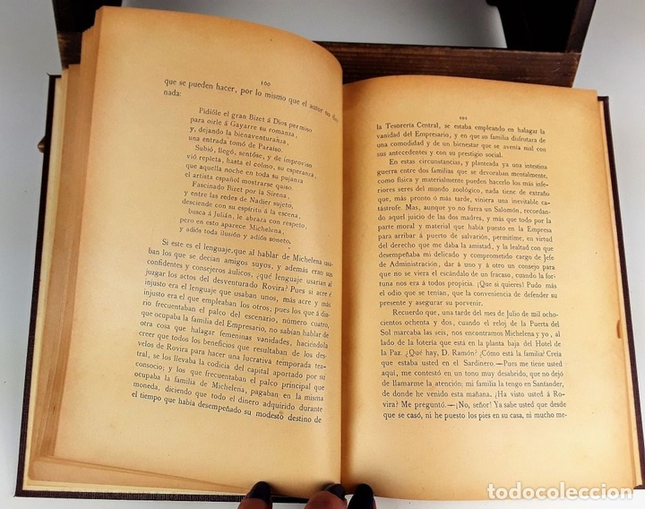 Libros antiguos: EL TEATRO REAL POR DENTRO. MANUEL GONZÁLEZ ARACO. 1897. - Foto 3 - 115064067