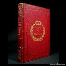 Libros antiguos: AÑO 1876 JUANA DE ARCO IMPONENTE ENCUADERNACIÓN DE LA ÉPOCA PARÍS EXCELENTE ESTADO DE CONSERVACIÓN. Lote 115114359