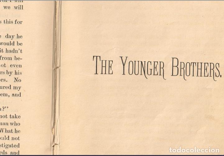 Alte Bücher: VIDA Y AVENTURAS DE JESSE JAMES Y DE LOS HNOS YOUNGER, FAMOSOS FORAJIDOS DEL OESTE. 1882 ¡VER FOTOS! - Foto 27 - 116204363