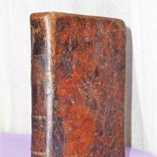 Libros antiguos: COMPENDIO HISTORICO DE LA VIDA, CARACTER MORAL Y LITERARIO DEL CELEBRE JOSEF FRANCISCO DE ISLA .... Lote 116614291