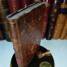 Libros antiguos: HOJAS TRASPAPELADAS DE LOS RECUERDOS DEL TIEMPO VIEJO - DON JOSÉ ZORRILLA - TOMO III - MADRID - 1882. Lote 116825247