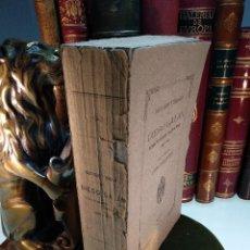 Libros antiguos: CAUTIVERO Y TRABAJOS DE DIEGO GALÁN - NATURAL DE CONSUEGRA Y VECINO DE TOLEDO - 1923 - MADRID -. Lote 118285279