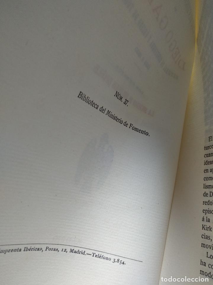 Libros antiguos: CAUTIVERO Y TRABAJOS DE DIEGO GALÁN - NATURAL DE CONSUEGRA Y VECINO DE TOLEDO - 1923 - MADRID - - Foto 5 - 118285279