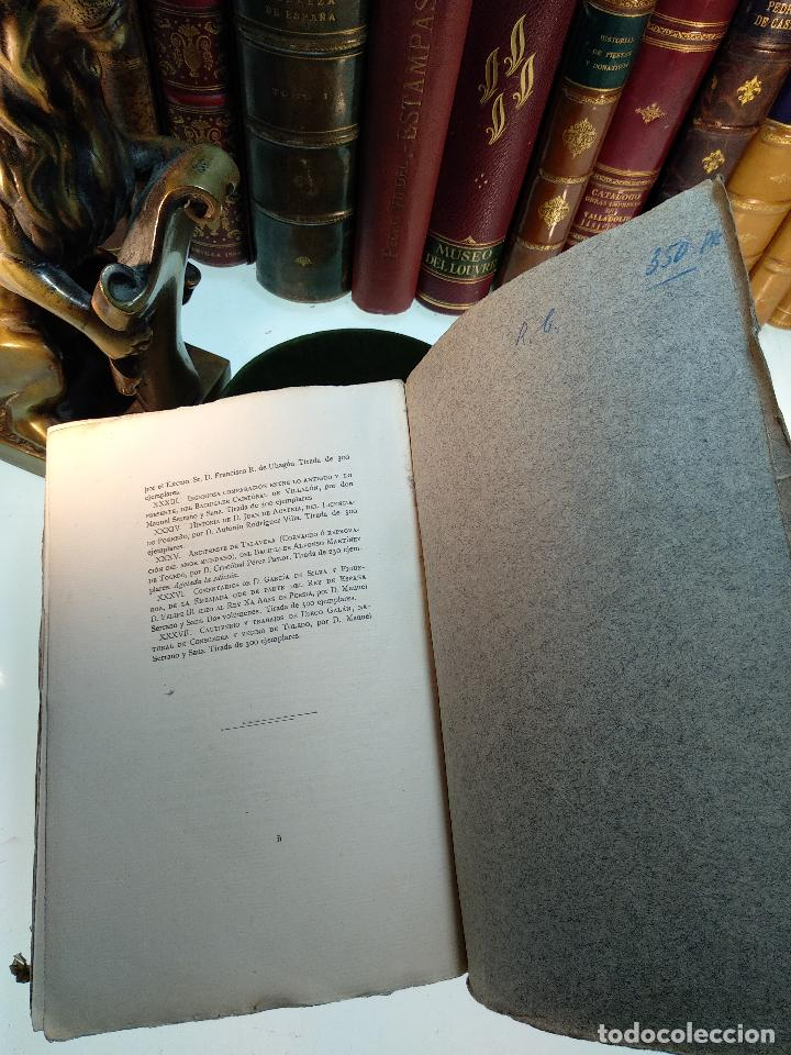 Libros antiguos: CAUTIVERO Y TRABAJOS DE DIEGO GALÁN - NATURAL DE CONSUEGRA Y VECINO DE TOLEDO - 1923 - MADRID - - Foto 7 - 118285279