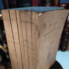Libros antiguos: CANCIONERO GENERAL DE HERNANDO DEL CASTILLO - DOS TOMOS - SOC. DE BIBLIÓFILOS ESPAÑOLES - 1882 - . Lote 118285803