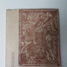 Libros antiguos: POPULARIDAD DE SAN FRANCISCO EN MALLORCA ( DEDICATÓRIA DEL AUTOR ). Lote 119450451