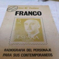 Libros antiguos: FRANCO. Lote 120563427