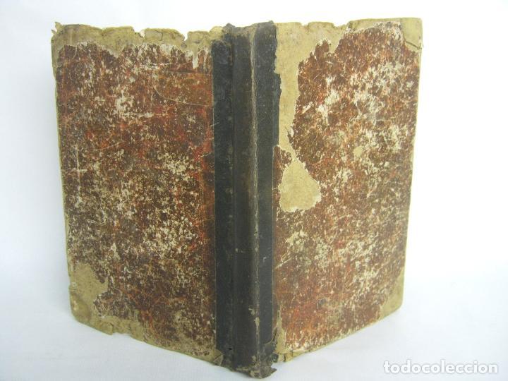 Libros antiguos: s.XIX PRECIOSO LIBRO año 1827 - CRISTÓBAL COLÓN - Foto 2 - 121075271