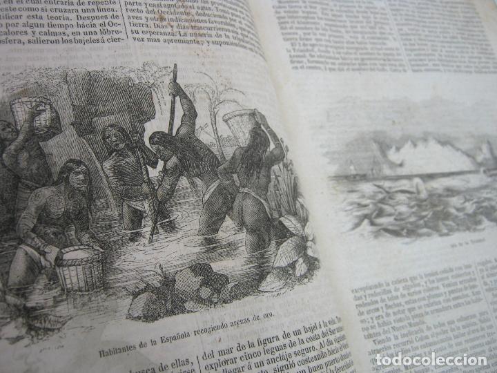 Libros antiguos: s.XIX PRECIOSO LIBRO año 1827 - CRISTÓBAL COLÓN - Foto 11 - 121075271