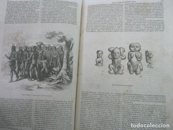 Libros antiguos: s.XIX PRECIOSO LIBRO año 1827 - CRISTÓBAL COLÓN - Foto 14 - 121075271