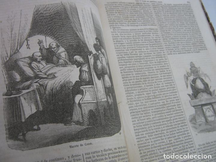 Libros antiguos: s.XIX PRECIOSO LIBRO año 1827 - CRISTÓBAL COLÓN - Foto 15 - 121075271