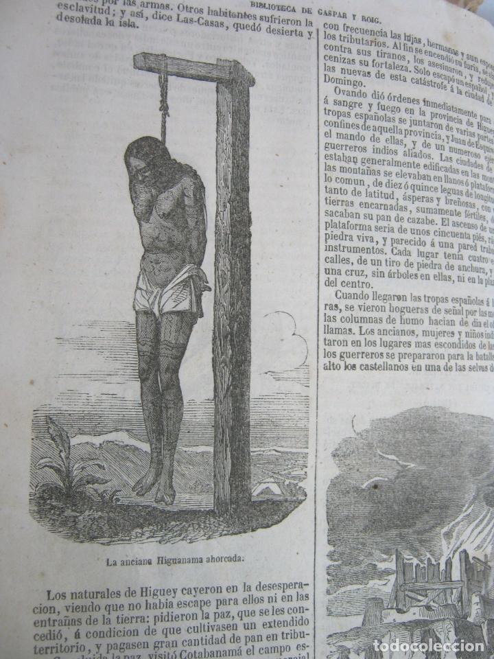 Libros antiguos: s.XIX PRECIOSO LIBRO año 1827 - CRISTÓBAL COLÓN - Foto 16 - 121075271