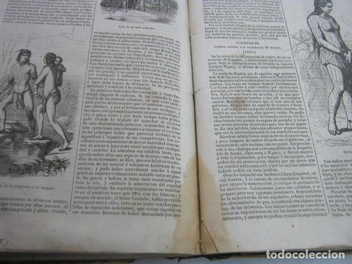 Libros antiguos: s.XIX PRECIOSO LIBRO año 1827 - CRISTÓBAL COLÓN - Foto 17 - 121075271
