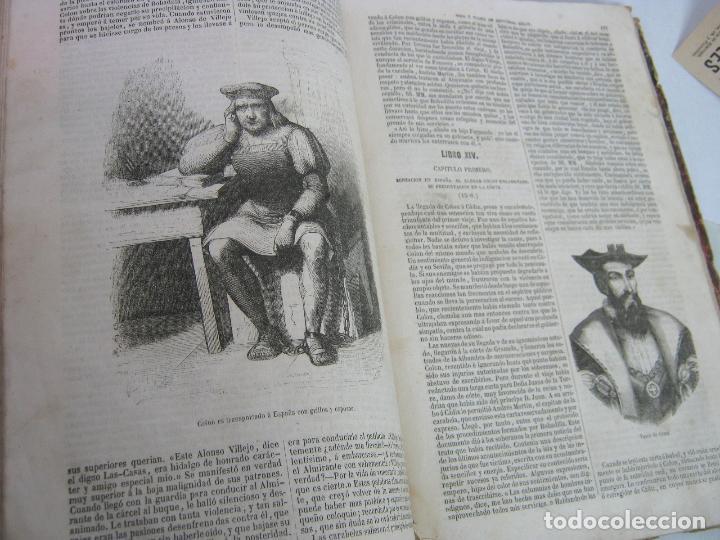 Libros antiguos: s.XIX PRECIOSO LIBRO año 1827 - CRISTÓBAL COLÓN - Foto 19 - 121075271