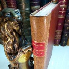 Libros antiguos: DON ÁLVARO DE BAZÁN, PRIMER MARQUÉS DE SANTA CRUZ DE MUDELA - ESTUDIO HISTÓRICO-BIOGRÁFICO - 1888 - . Lote 122135239