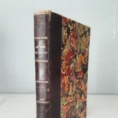 Libros antiguos: LETTRES DE DEGAS- ED. BERNARD GRASSET 1931. Lote 122568871
