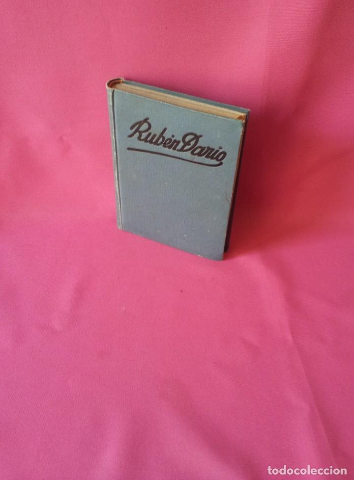 RUBEN DARIO - LA VIDA, LA OBRA Y NOTAS CRITICAS - COLECCION LOS GRANDES HOMBRES 1930 (Libros Antiguos, Raros y Curiosos - Biografías )