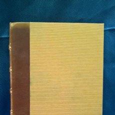 Libros antiguos: LIBRO CASTELAR Y ALICANTE. BIOGRAFÍA EMILIO CASTELAR. 1932. Lote 125057927