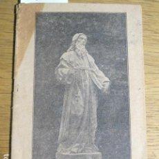 Libros antiguos: VIDA POPULAR DE RAMÓN LLULL, PALMA DE MALLORCA, 1915. Lote 125847023