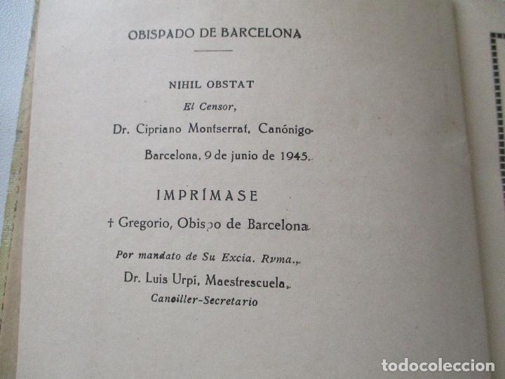 Libros antiguos: GUTENBERG, EL INMORTAL INVENTOR DE LA IMPRENTA.-ÁLVARO DE LA HELGUERA- 1945- EDT: ARALUCE, BARCELONA - Foto 4 - 126745759