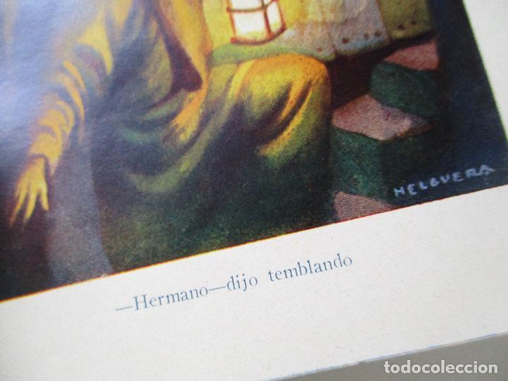 Libros antiguos: GUTENBERG, EL INMORTAL INVENTOR DE LA IMPRENTA.-ÁLVARO DE LA HELGUERA- 1945- EDT: ARALUCE, BARCELONA - Foto 5 - 126745759