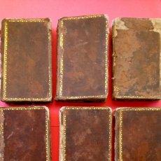 Libros antiguos: NAPOLEON BONAPARTE,8 TOMOS,AÑO 1825,DIARIO DE LA ISLA DE SANTA HELENA,PRIMERA EDICION,UNICA EN VENTA. Lote 126996179