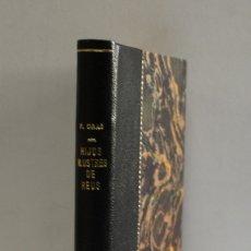 Libros antiguos: HIJOS ILUSTRES DE REUS. - GRAS Y ELÍAS, FRANCISCO. - BARCELONA, 1899.. Lote 123197712