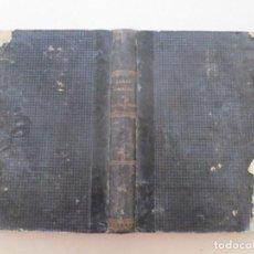 Libros antiguos: VIZCONDE DE CHATEAUBRIAND MEMORIAS DE ULTRA - TUMBA. RM86980. Lote 128279183