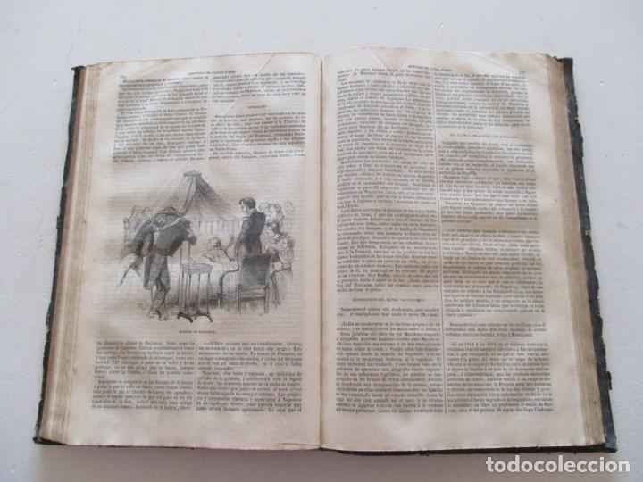 Libros antiguos: VIZCONDE DE CHATEAUBRIAND Memorias de Ultra - Tumba. RM86980 - Foto 8 - 128279183