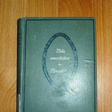 Libros antiguos: LÓPEZ NÚÑEZ, JUAN. BÉCQUER : BIOGRAFÍA ANECDÓTICA. Lote 129286615