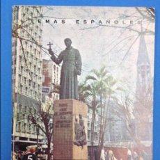 Libros antiguos: TEMAS ESPAÑOLES Nº 458 - EL P. JOSE DE ANCHIETA (APOSTOL ESPAÑOL DEL BRASIL). Lote 129736923