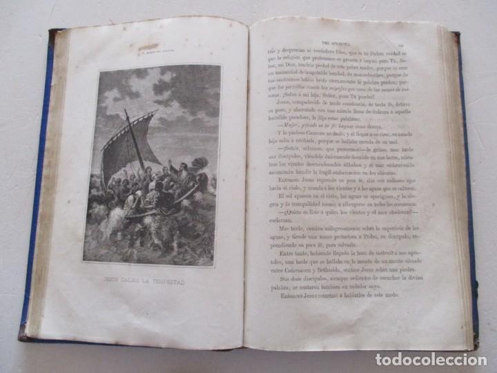Libros antiguos: ENRIQUE PÉREZ ESCRICH El Mártir del Gólgota. Tradiciones de Oriente. Tomo II. RM87526 - Foto 5 - 130998296