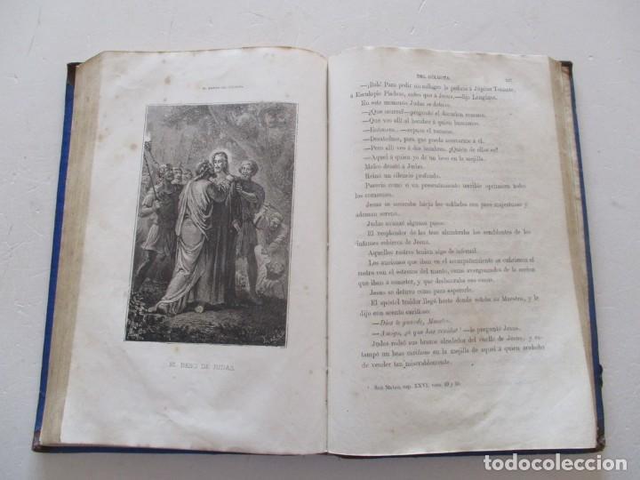 Libros antiguos: ENRIQUE PÉREZ ESCRICH El Mártir del Gólgota. Tradiciones de Oriente. Tomo II. RM87526 - Foto 6 - 130998296