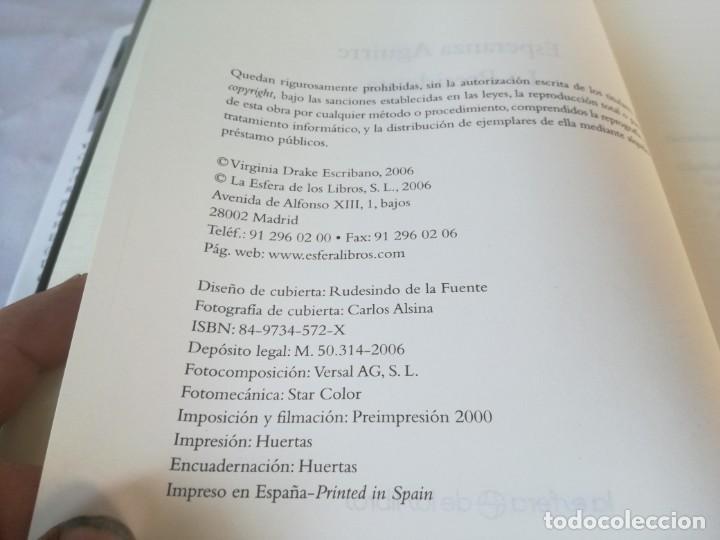 Libros antiguos: Esperanza Aguirre. La Presidenta - Drake, Virginia - Foto 8 - 131083188