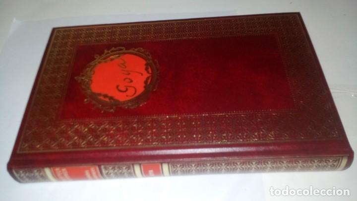 GOYA-BIBLIOTECA HISTORICA DE GRANDES PERSONAJES-URBION-ILUSTRACIONES (Libros Antiguos, Raros y Curiosos - Biografías )