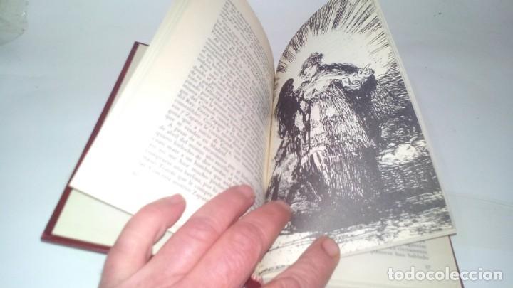 Libros antiguos: GOYA-BIBLIOTECA HISTORICA DE GRANDES PERSONAJES-URBION-ILUSTRACIONES - Foto 9 - 131084072