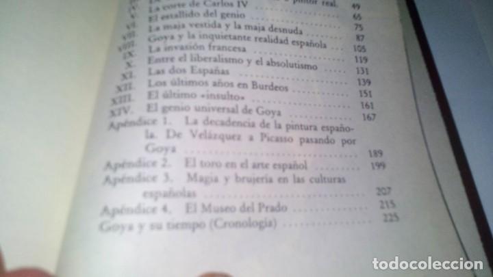 Libros antiguos: GOYA-BIBLIOTECA HISTORICA DE GRANDES PERSONAJES-URBION-ILUSTRACIONES - Foto 13 - 131084072