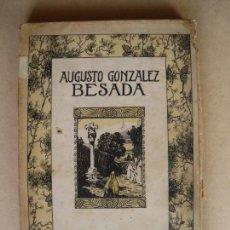 Libros antiguos: ROSALIA DE CASTRO. AUGUSTO GONZALEZ BESADA.. Lote 133032974